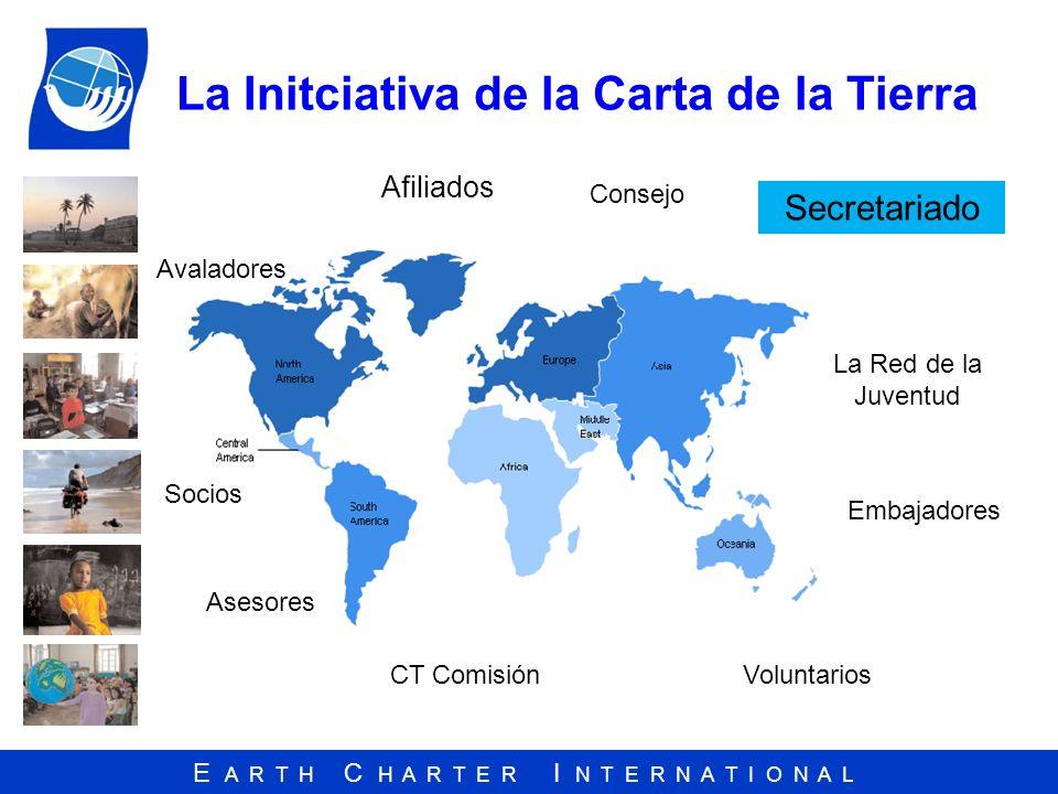 La Initciativa de la Carta de la Tierra