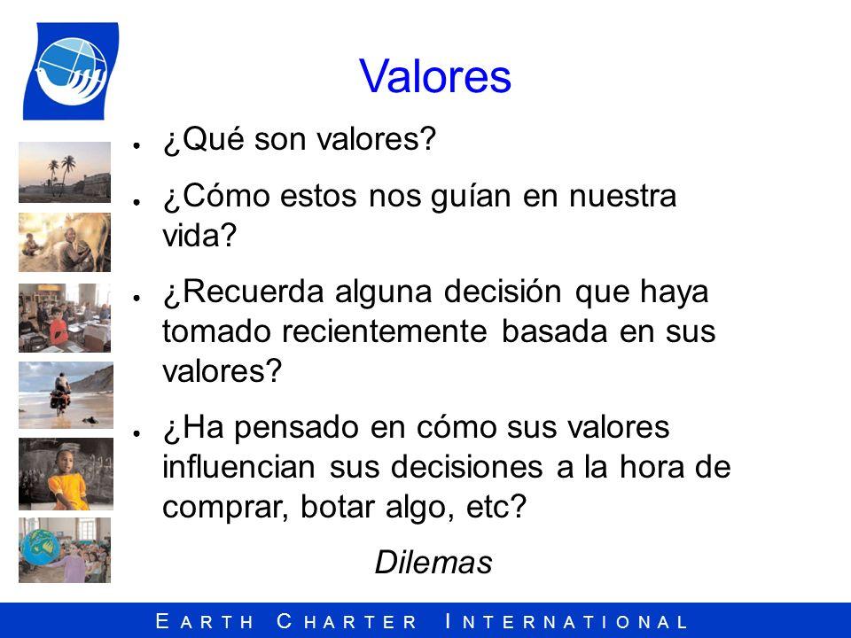 Valores ¿Qué son valores ¿Cómo estos nos guían en nuestra vida