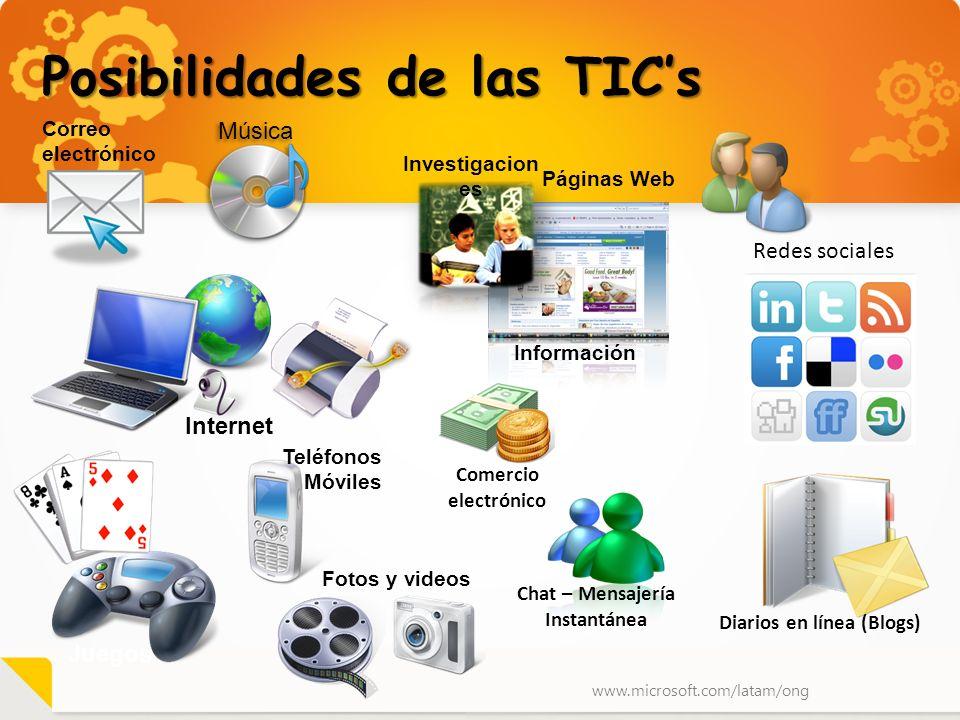 Diarios en línea (Blogs)
