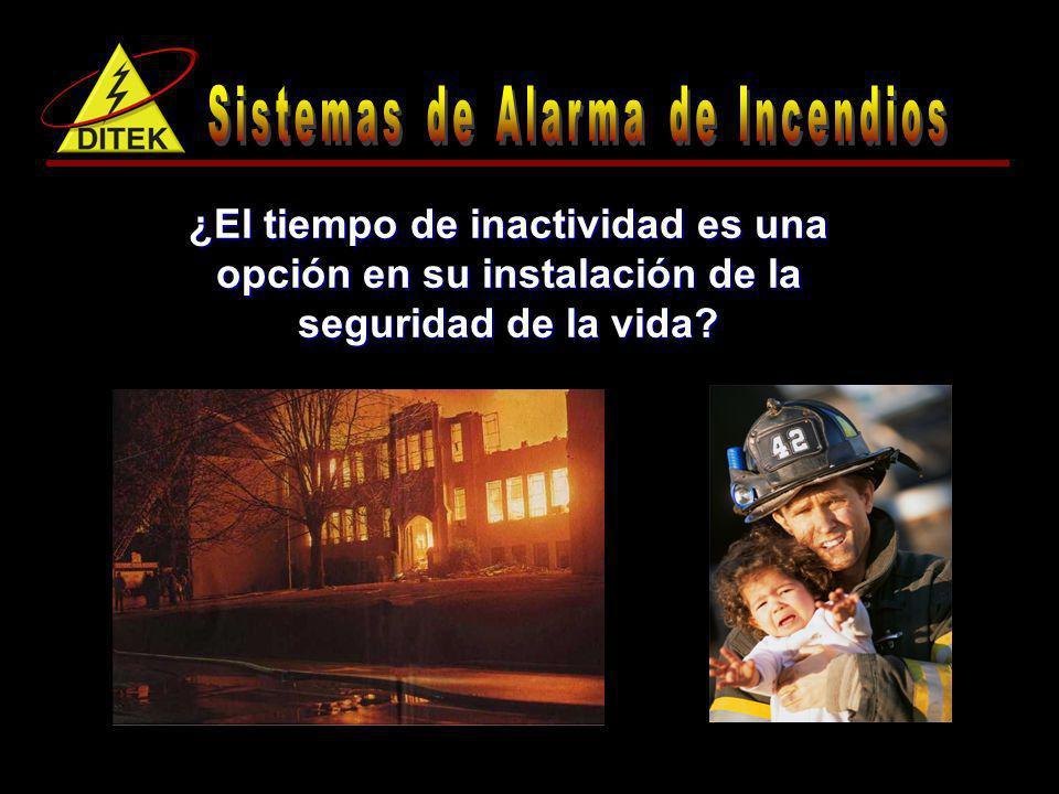 Sistemas de Alarma de Incendios