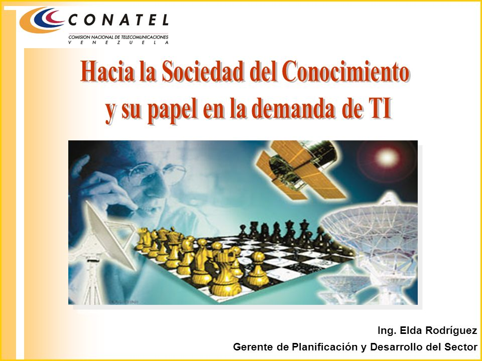 Hacia la Sociedad del Conocimiento y su papel en la demanda de TI