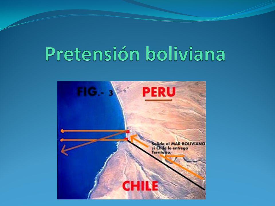 Pretensión boliviana