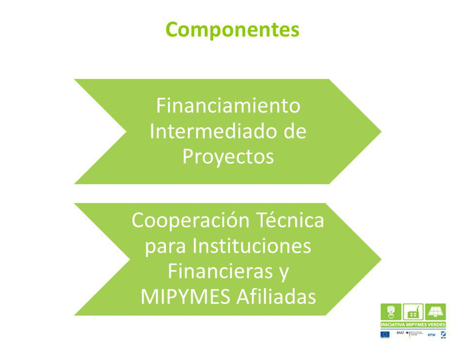 Financiamiento Intermediado de Proyectos