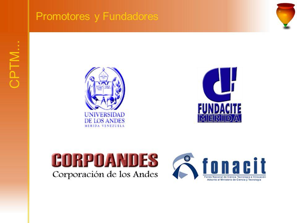Promotores y Fundadores
