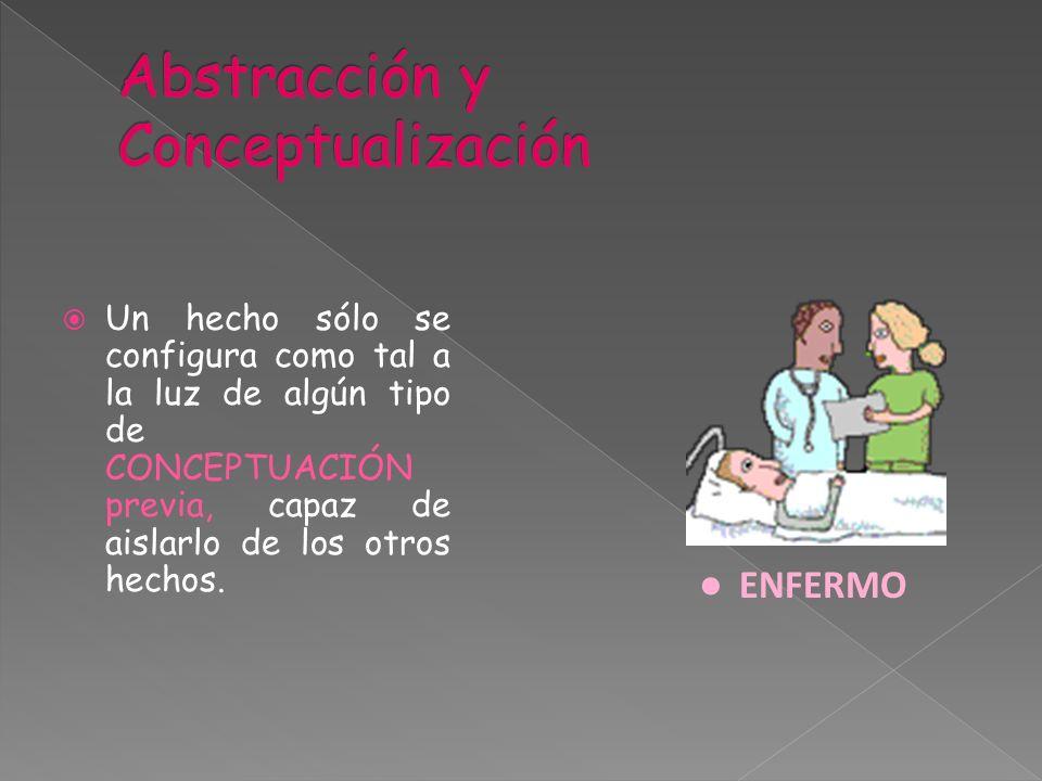 Abstracción y Conceptualización
