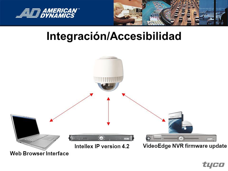 Integración/Accesibilidad