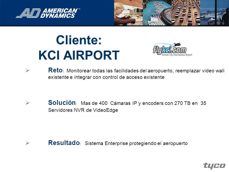 Cliente:KCI AIRPORT.