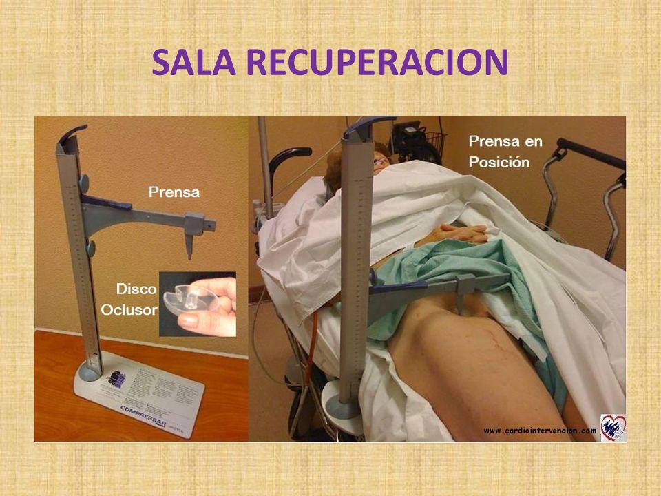 SALA RECUPERACION