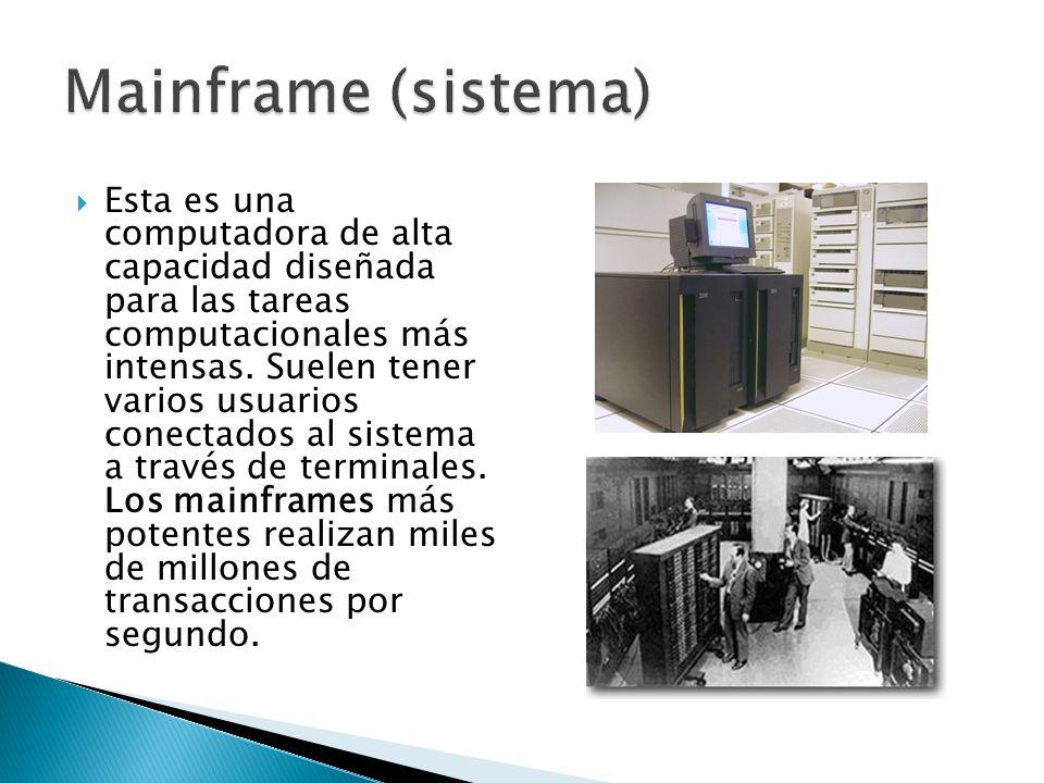 Mainframe (sistema)