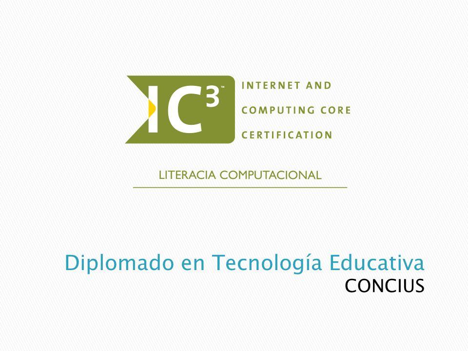 Diplomado en Tecnología Educativa