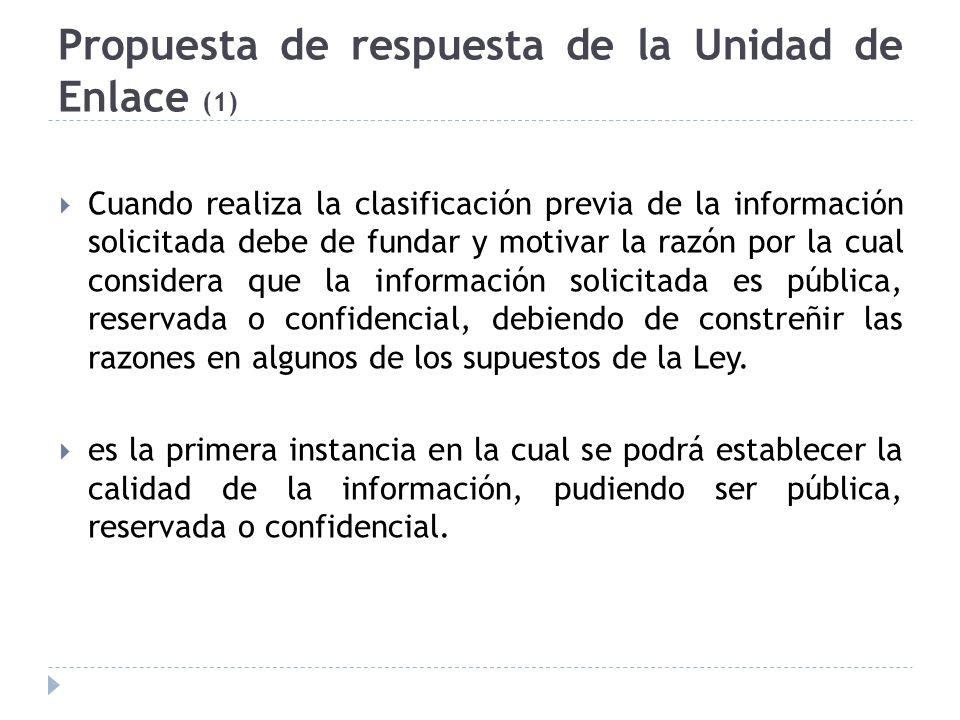 Propuesta de respuesta de la Unidad de Enlace (1)