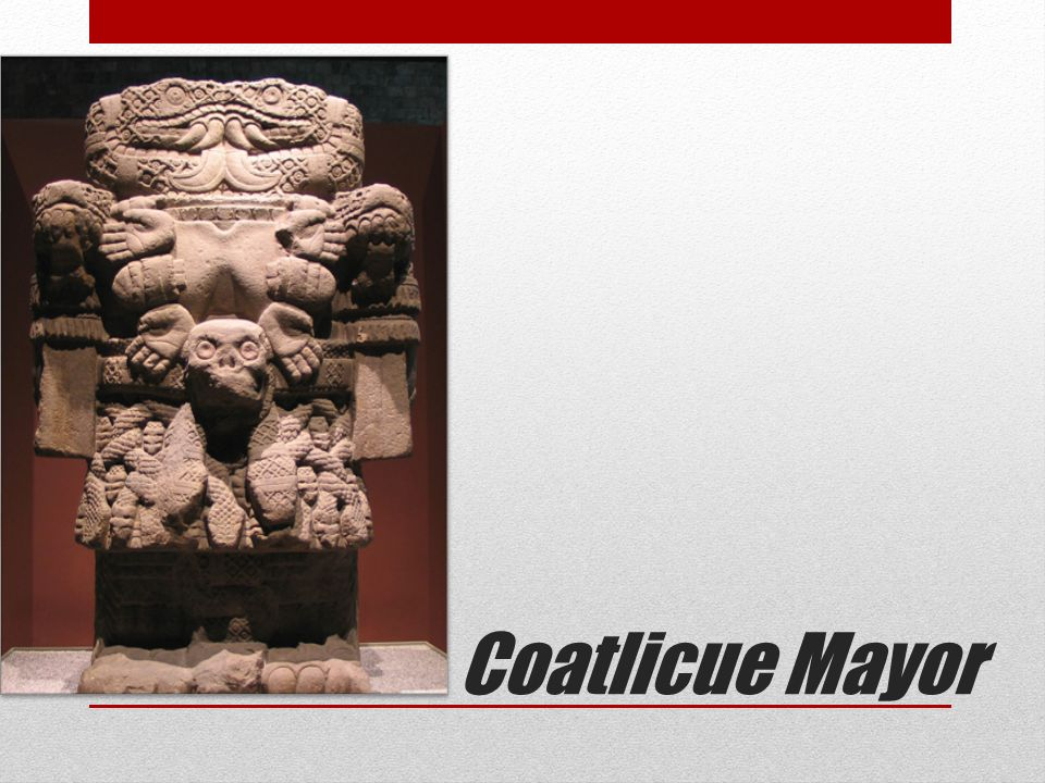 Coatlicue Mayor