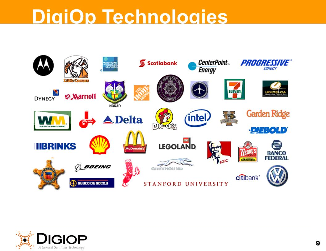 DigiOp Technologies 9 9
