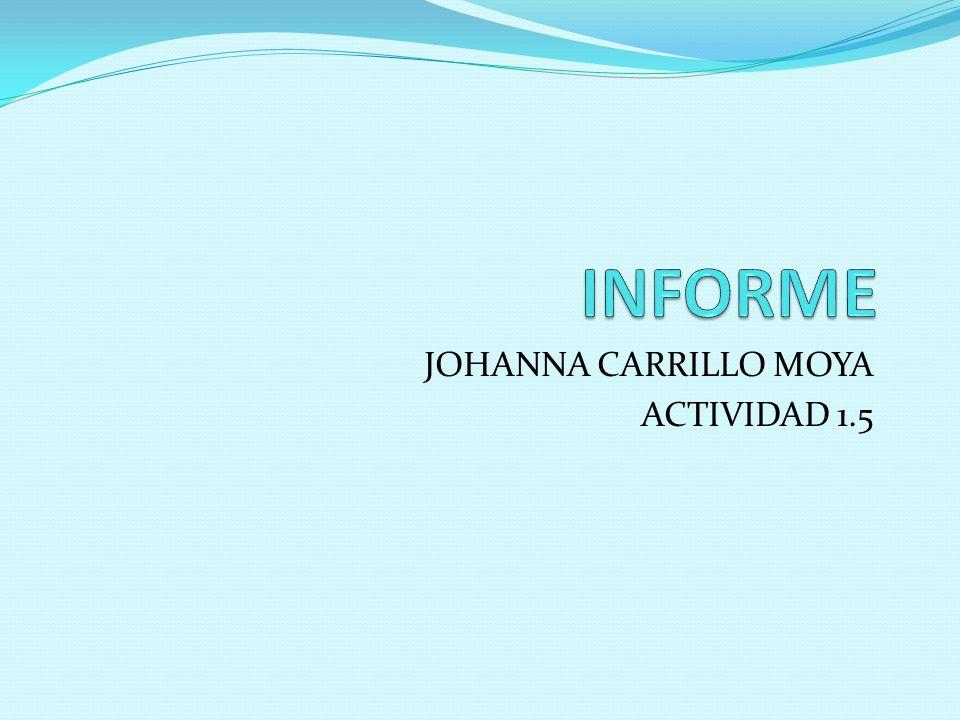 JOHANNA CARRILLO MOYA ACTIVIDAD 1.5