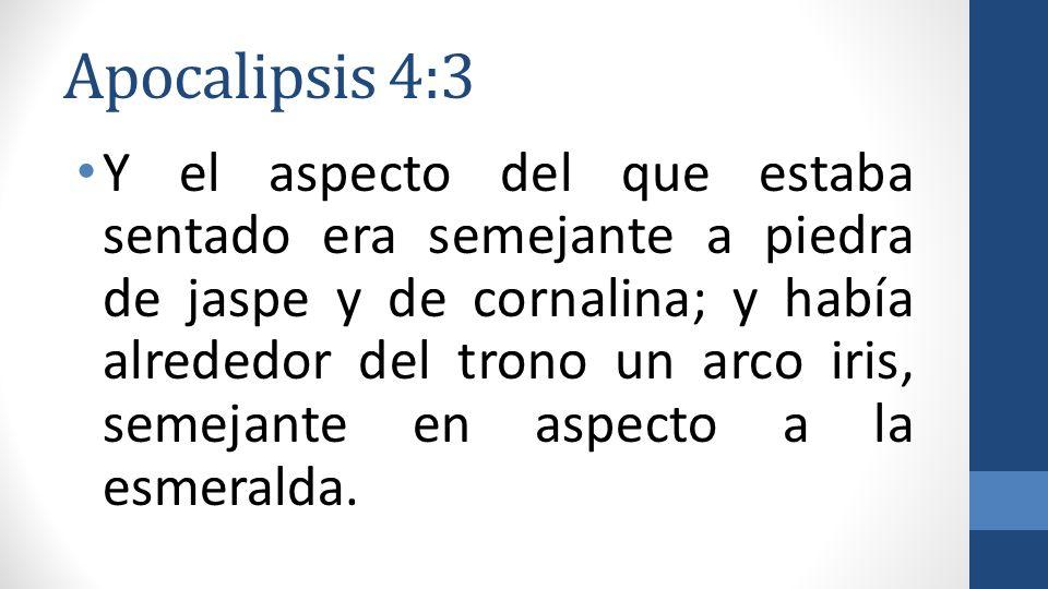 Apocalipsis 4:3