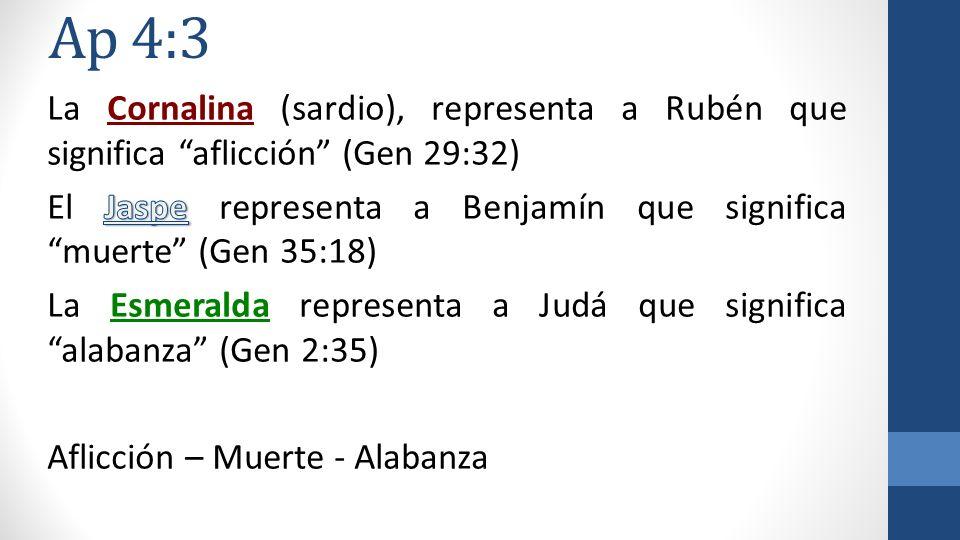 Ap 4:3