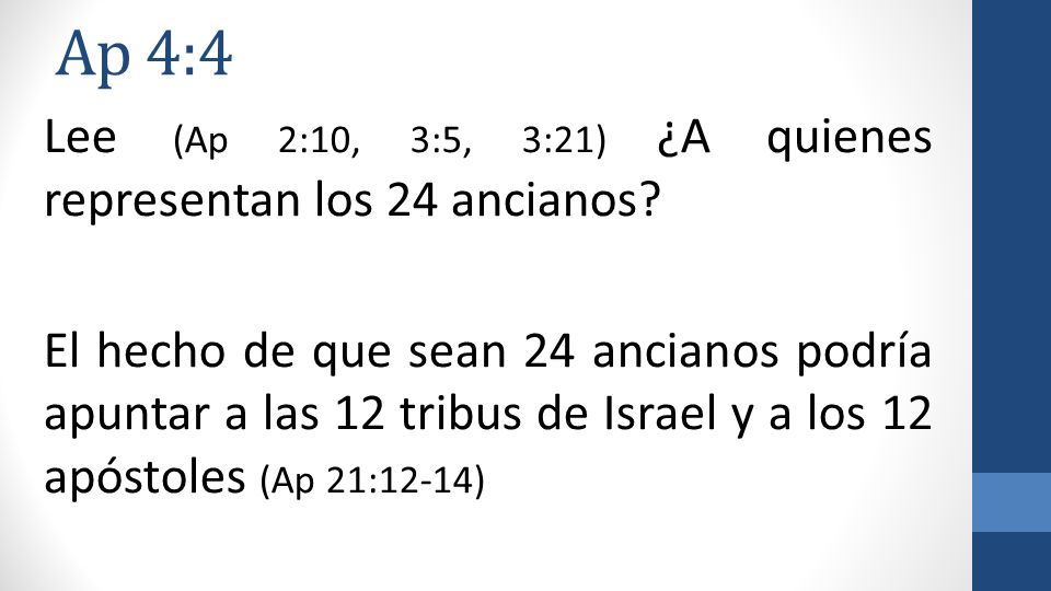 Ap 4:4