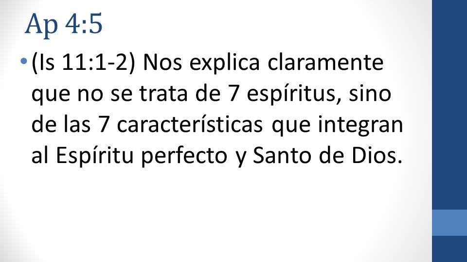 Ap 4:5