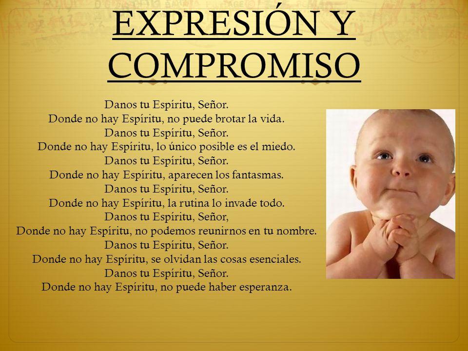 EXPRESIÓN Y COMPROMISO