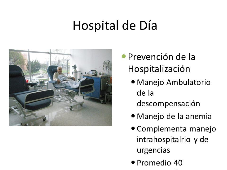 Hospital de Día Prevención de la Hospitalización