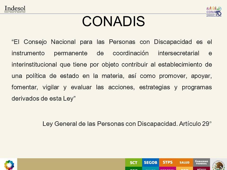 CONADIS