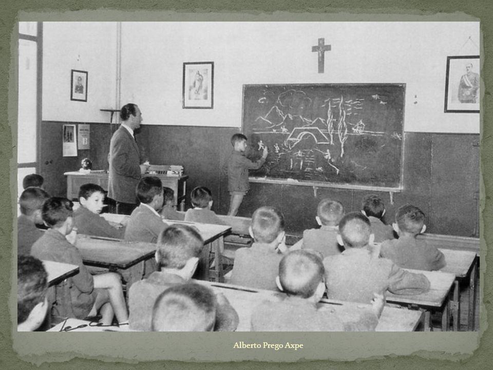 Supongamos que la exigencia de este trabajo se realiza en unas aulas de un centro educativo de la década de los sesenta en nuestro país. ¿Qué destrezas o competencias necesitaría para poder realizar un trabajo adecuado