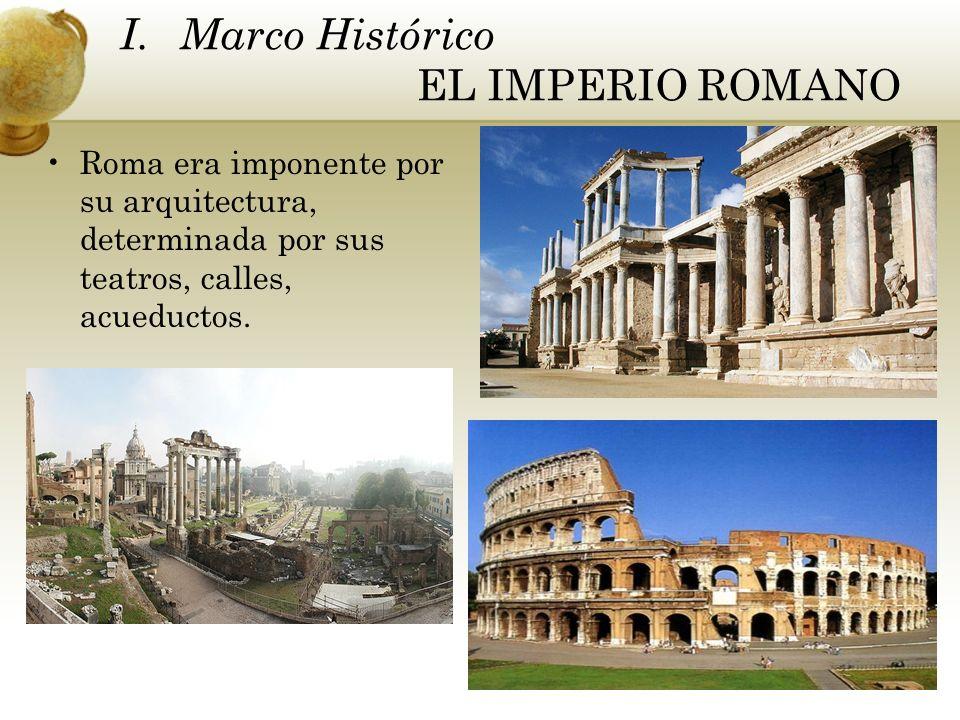 Marco Histórico EL IMPERIO ROMANO