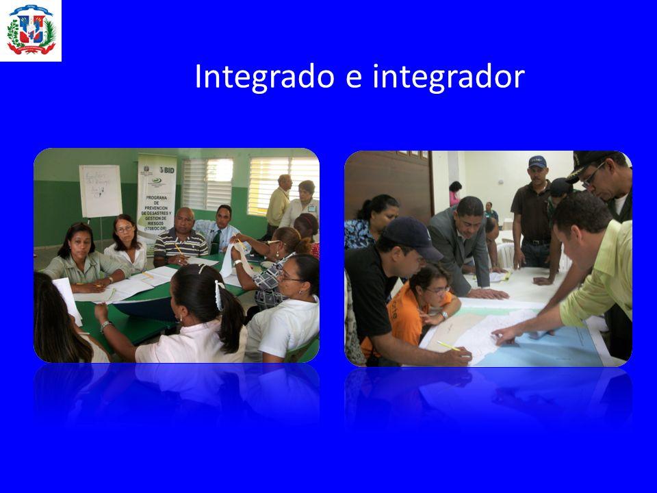 Integrado e integrador