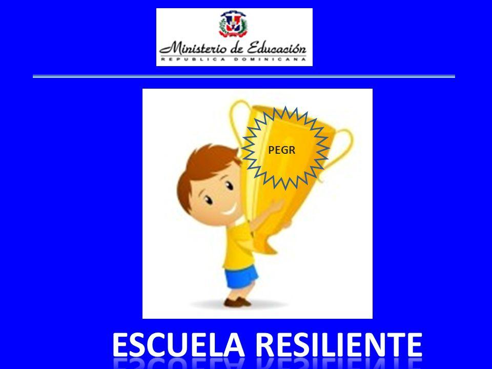 PEGR Escuela resiliente