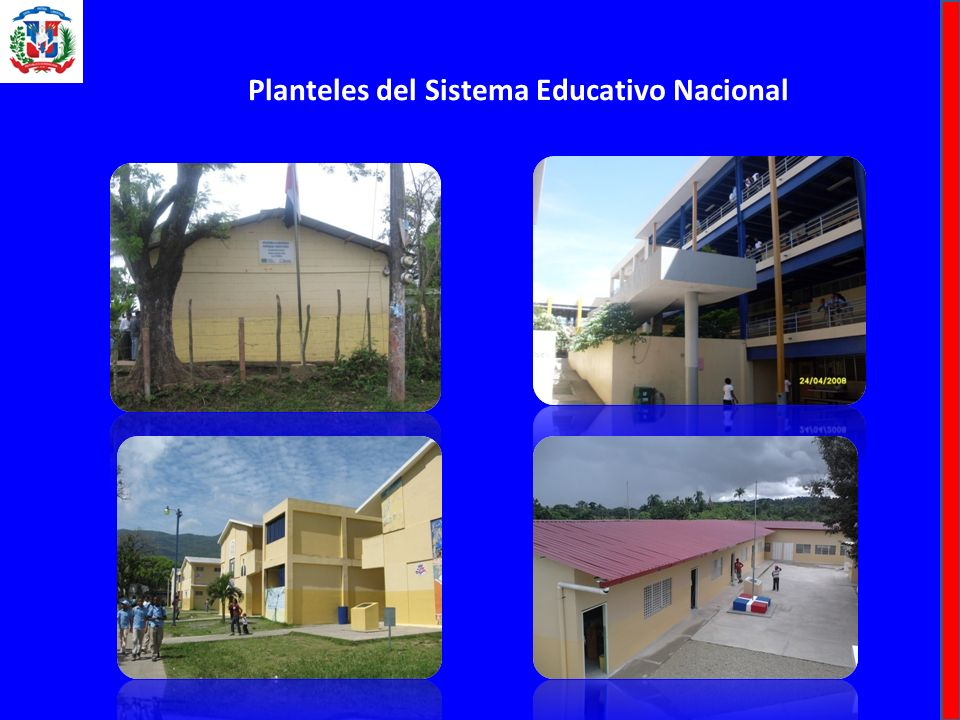 Planteles del Sistema Educativo Nacional