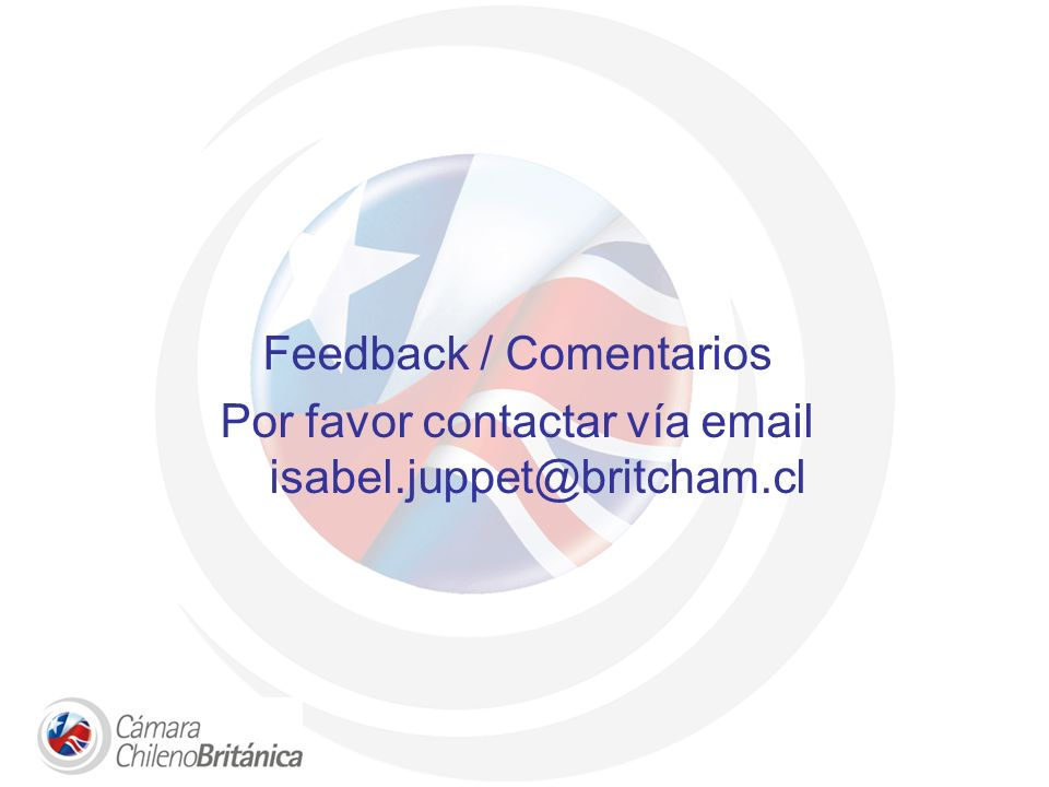Feedback / Comentarios