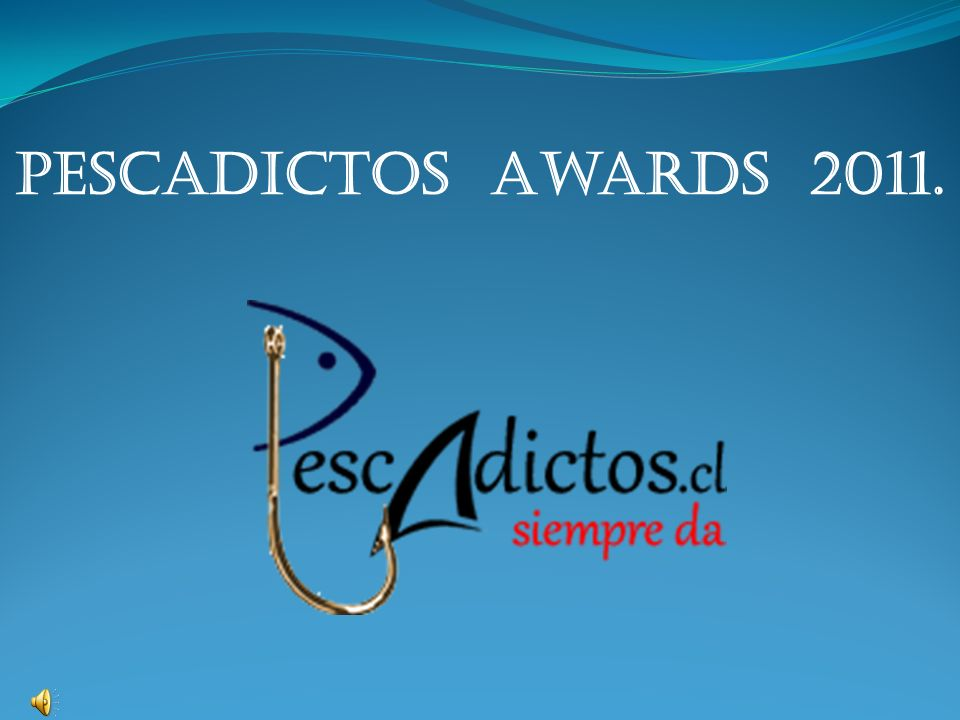 PescAdictos Awards 2011.