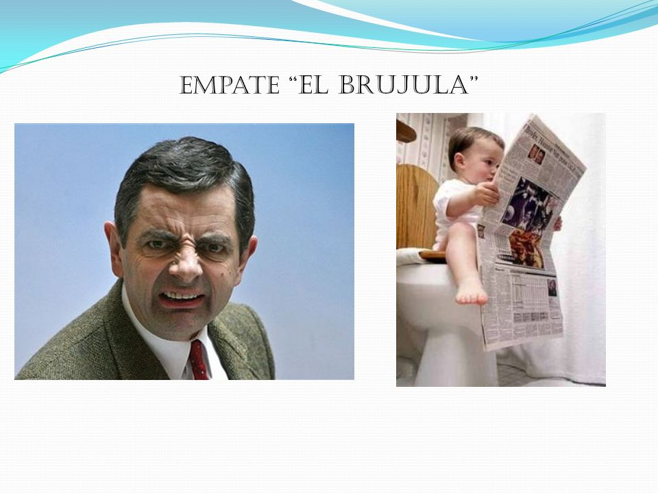 Empate El brujula