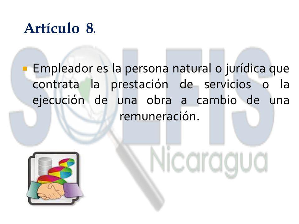 Artículo 8.