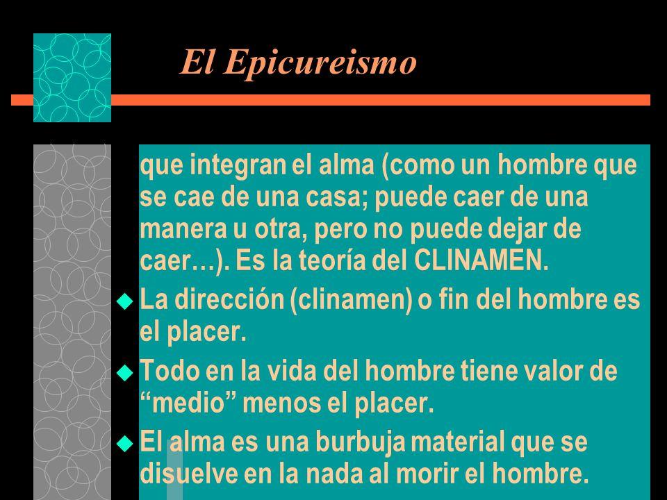 El Epicureismo