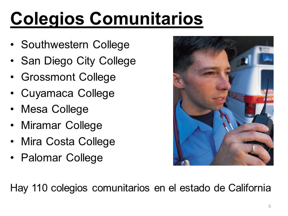 Colegios Comunitarios