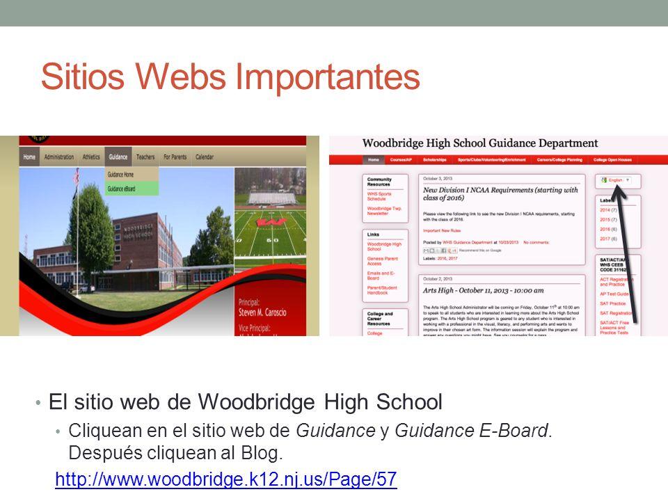 Sitios Webs Importantes