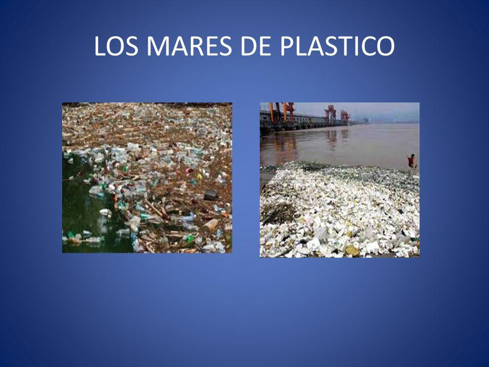 LOS MARES DE PLASTICO