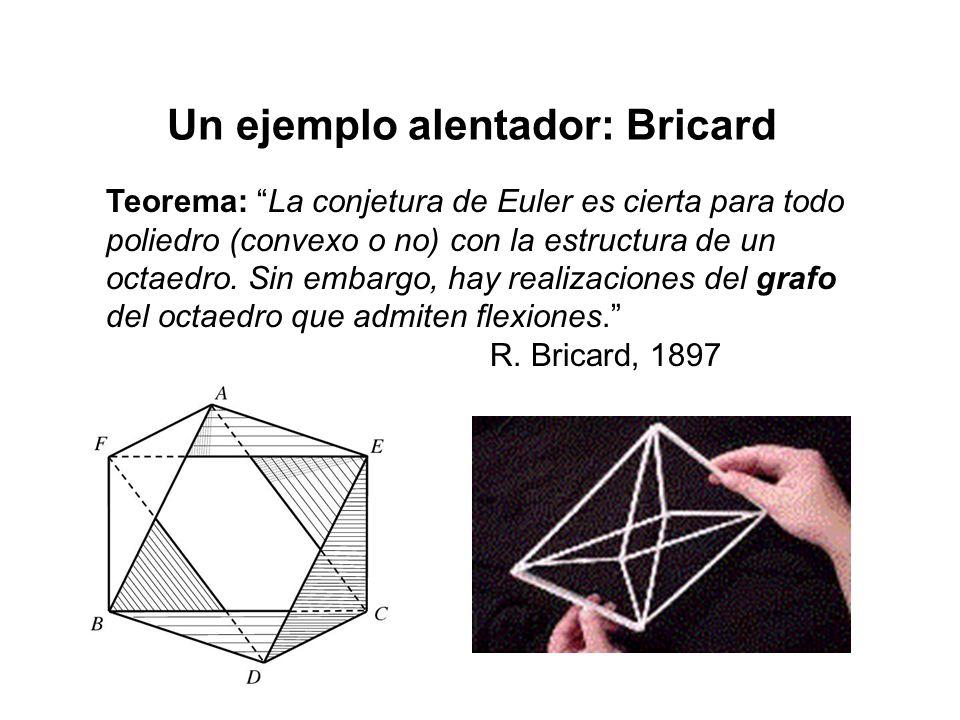 Un ejemplo alentador: Bricard