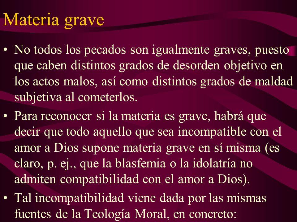Materia grave