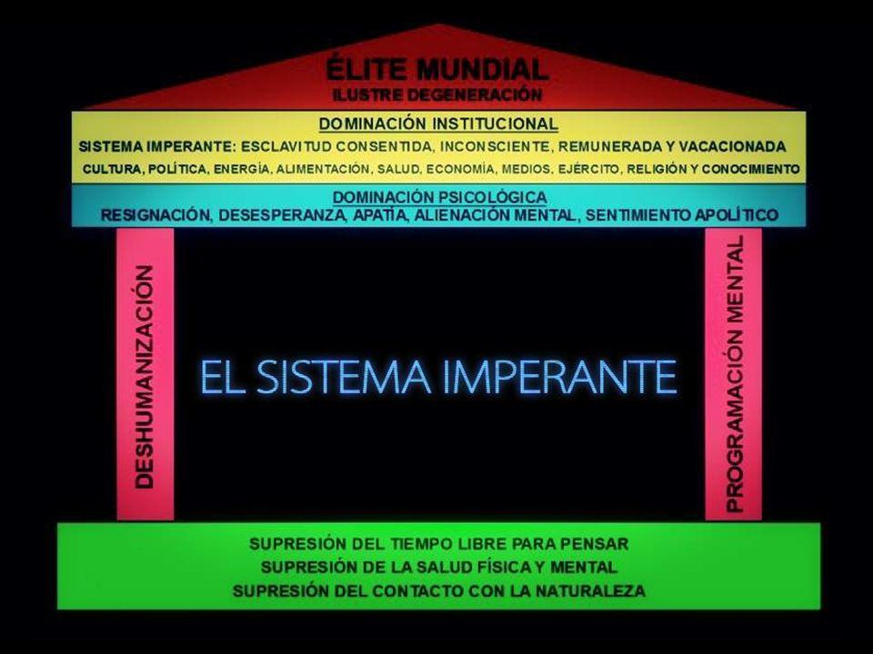 EL SISTEMA IMPERANTE