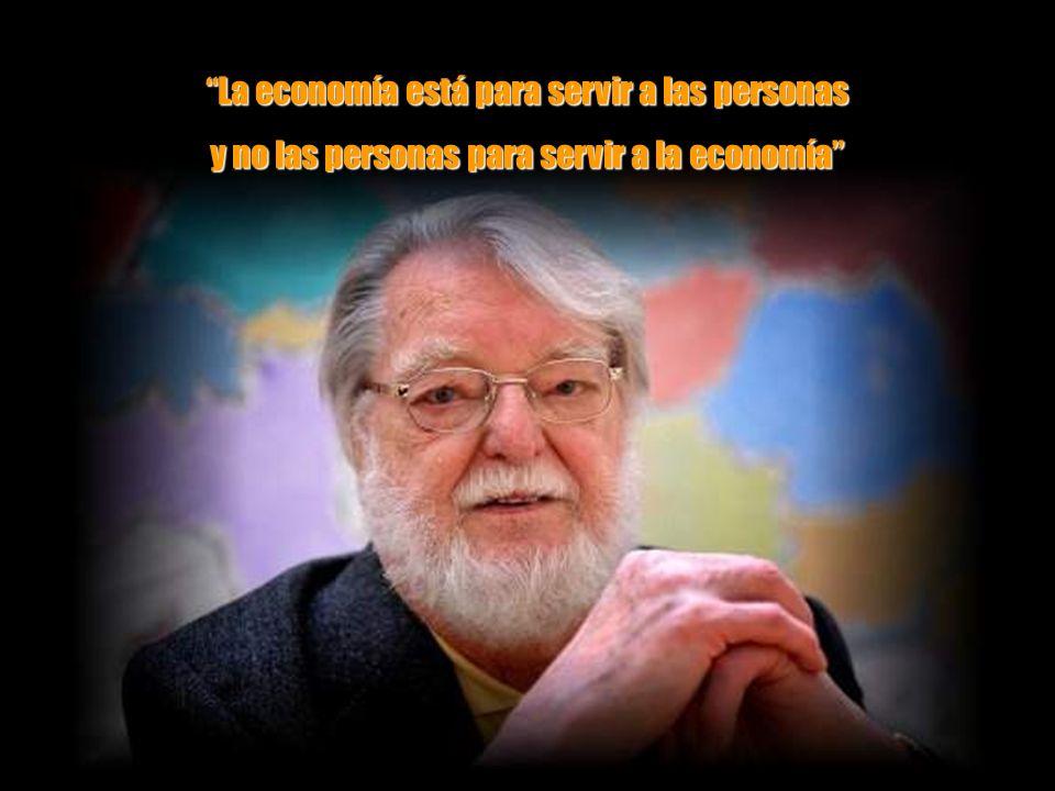 La economía está para servir a las personas