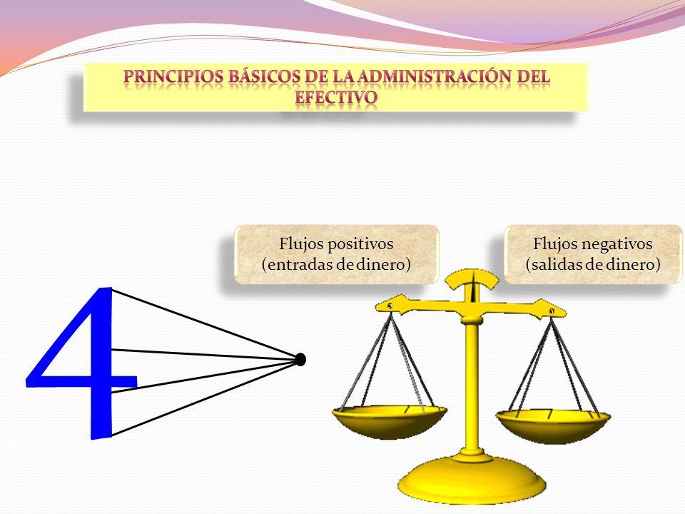 PRINCIPIOS BÁSICOS DE LA ADMINISTRACIÓN DEL EFECTIVO