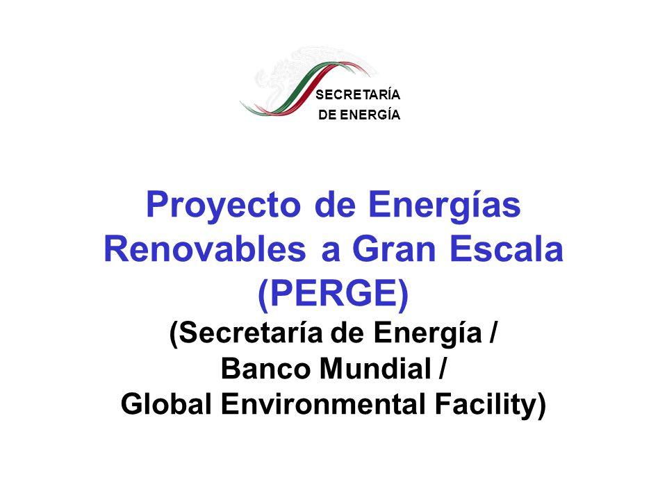 SECRETARÍA DE ENERGÍA.