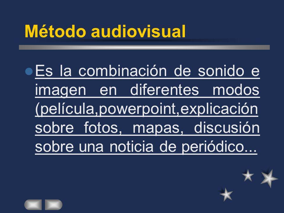 Método audiovisual