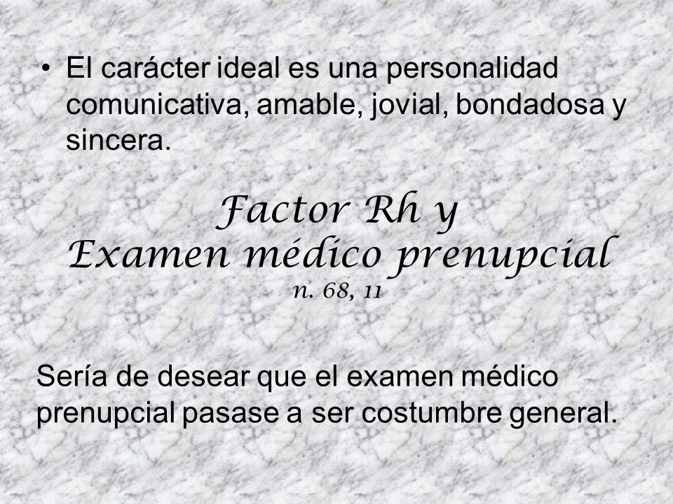 Examen médico prenupcial