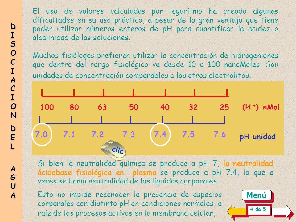 El uso de valores calculados por logaritmo ha creado algunas dificultades en su uso práctico, a pesar de la gran ventaja que tiene poder utilizar números enteros de pH para cuantificar la acidez o alcalinidad de las soluciones.