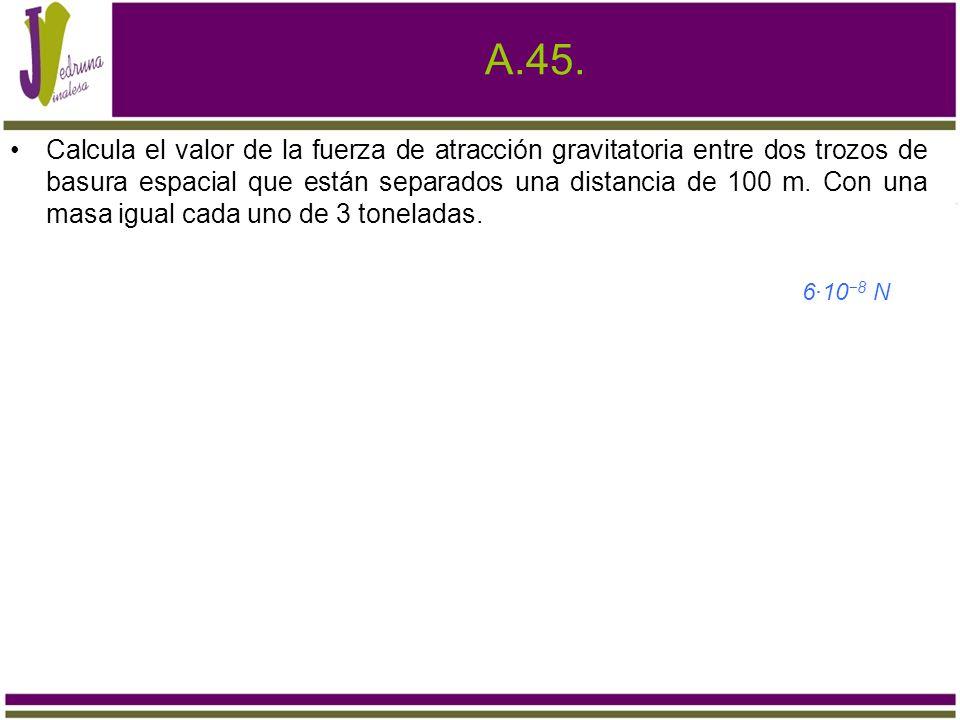A.45.