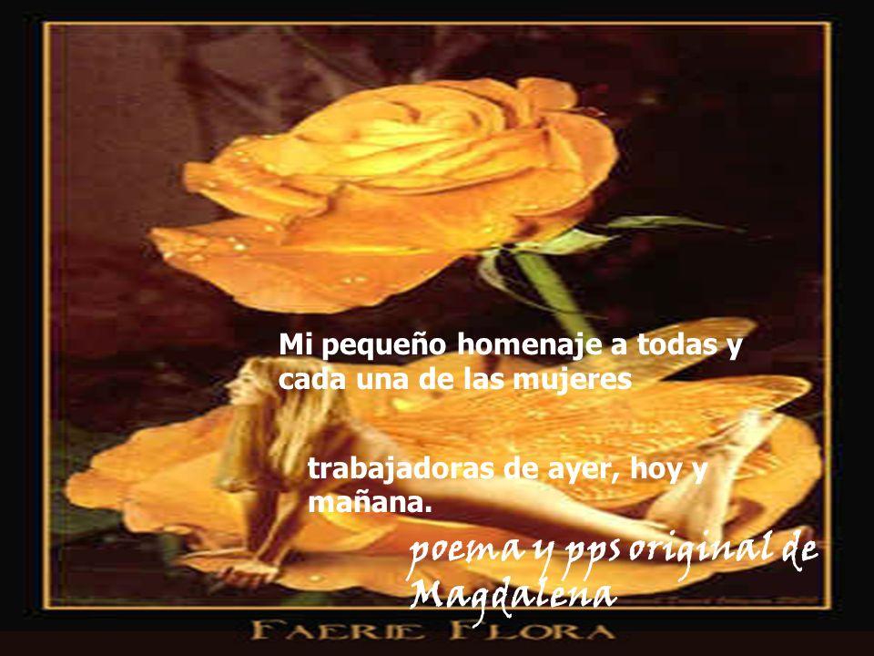 poema y pps original de Magdalena