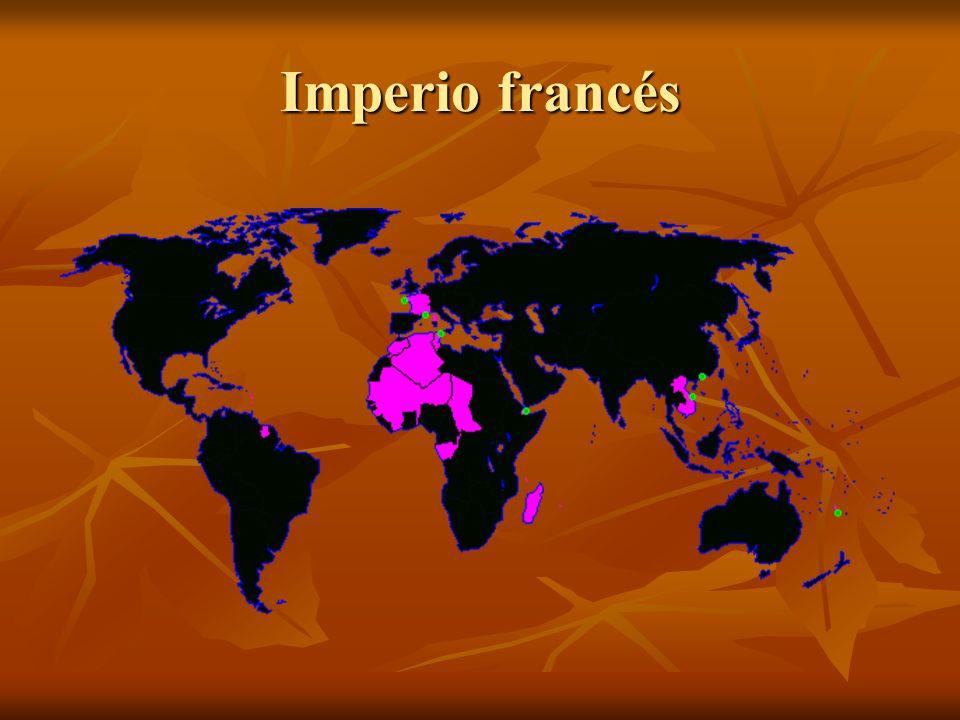 Imperio francés